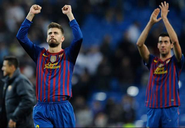 Barcelona's Gerard Pique: Nobody can stop us if we play our own game