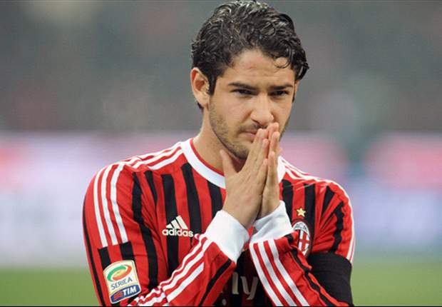 TEAM NEWS: Pato returns for AC Milan's crunch clash with Juventus