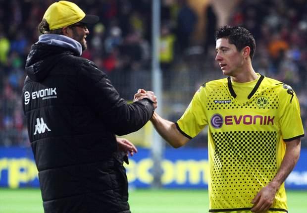 Dortmund's Jurgen Klopp: We deserved to defeat Bayer Leverkusen