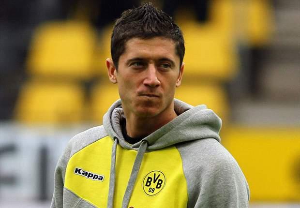 Agent confirms no contact between Bayern Munich & Borussia Dortmund's Robert Lewandowski