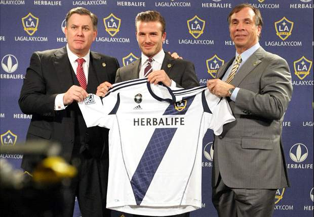 The reasons why David Beckham decided to stay with LA Galaxy