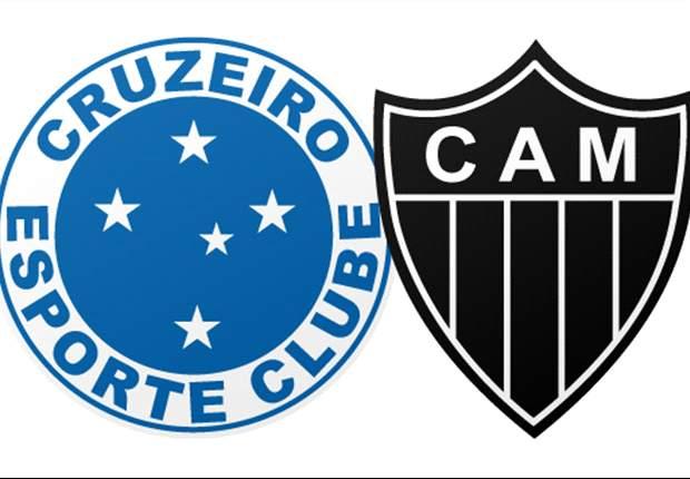 PRÉVIA: como estão Atlético-MG e Cruzeiro para o Campeonato Mineiro 2013
