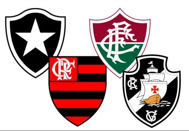 PRÉVIA: Confira como chegam os quatro grandes do Rio para o Carioca 2013
