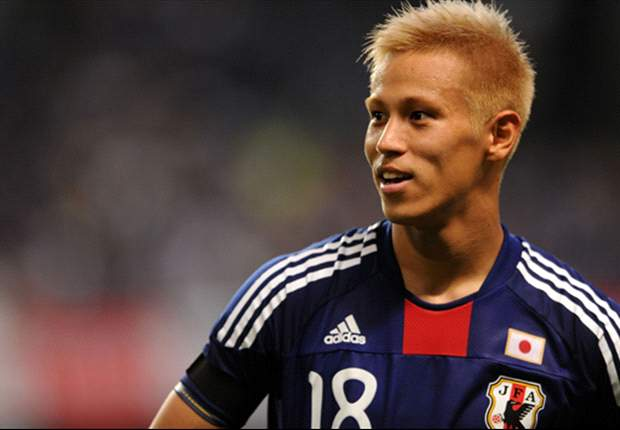 Lazio, Liverpool, Manchester City, AC Milan or Paris Saint-Germain - Where will Keisuke Honda be playing in 2012?
