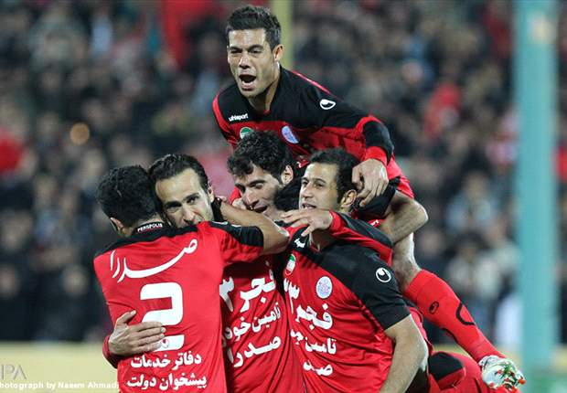 Eamon Zayed's hat-trick rescues 10-man Persepolis in Tehran Derby