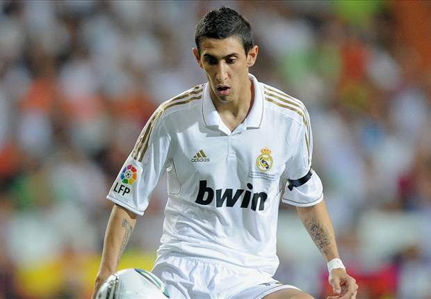 Angel Di Maria Perbarui Kontrak Di Real Madrid