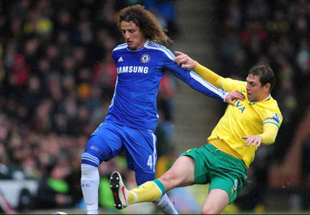 Norwich City striker Grant Holt hails 'massive result' after holding Chelsea to 0-0 draw