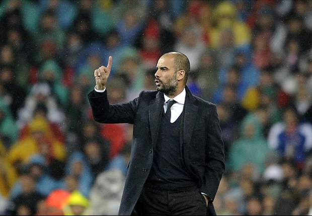 Report: Inter wants Barcelona boss Guardiola to replace Ranieri