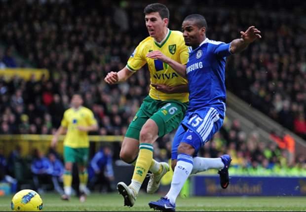 Chelsea Gagal Petik Poin Penuh Di Kandang Norwich City