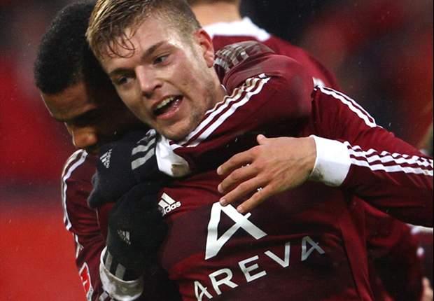 Perfekter Spieltag für Nürnberg: Der Club holt die Big Points