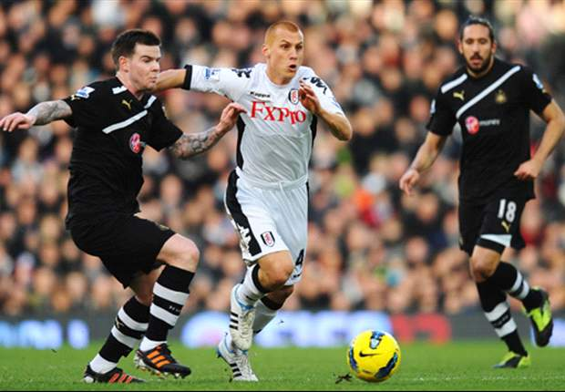 Sidwell: Fulham need to dig deep to break poor form