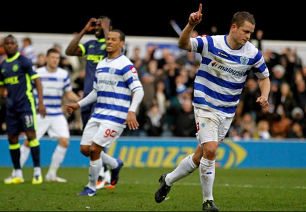 QPR 3-1 Wigan Athletic: Heidar Helguson, Akos Buzsaky and Tommy Smith on target to keep Latics rooted to foot of Premier League