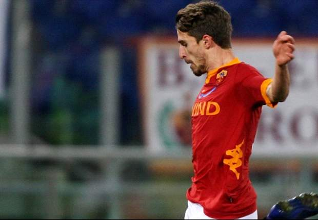 Roma 1-0 Parma: Solitary Borini strike clinches points and sends Luis Enrique's side fifth in Serie A