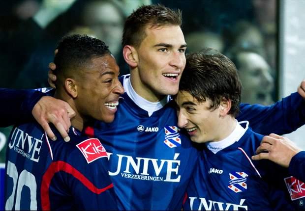 Heerenveen Batasi Fans Feyenoord