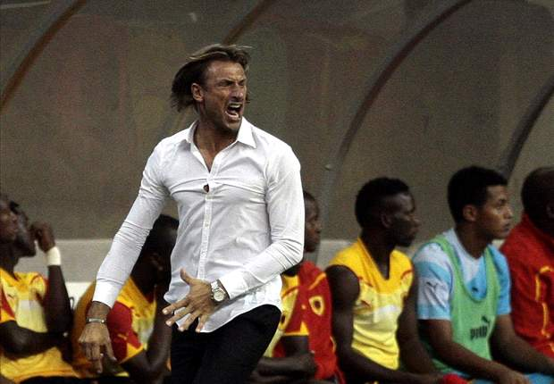Herve Renard: I'm not a strong man in Zambia to get what I want