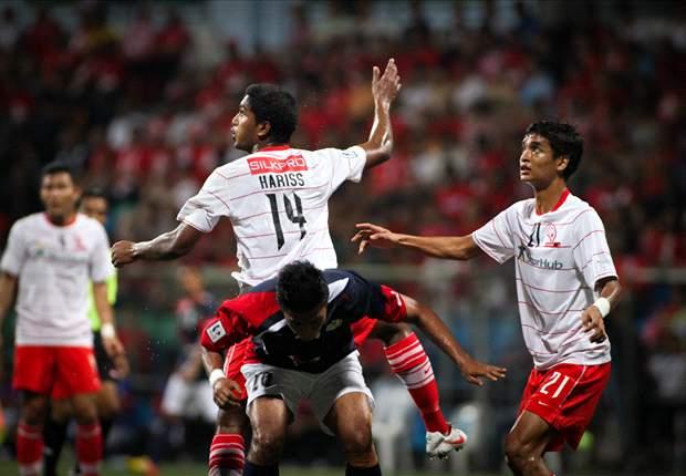 Malaysia-bound Hariss and Safuwan were on J-League radar
