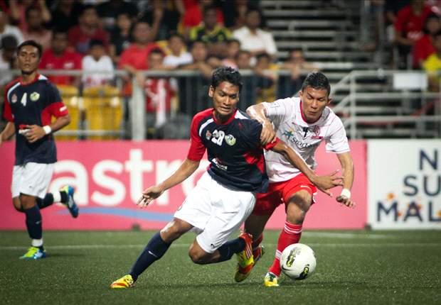 Kuala Lumpur FA 0-0 LionsXII: Goalless draw halts LionsXII title charge
