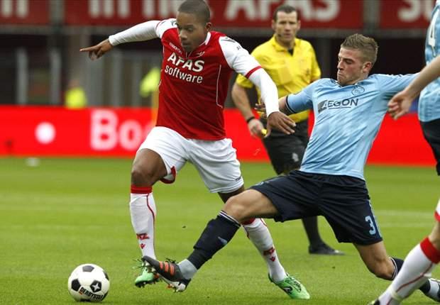AZ Alkmaar Ditahan Ajax Amsterdam