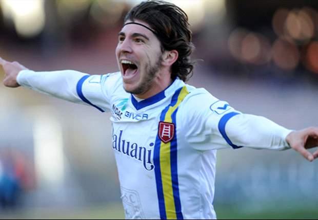 RESMI: Chievo Kembali Pinjam Alberto Paloschi