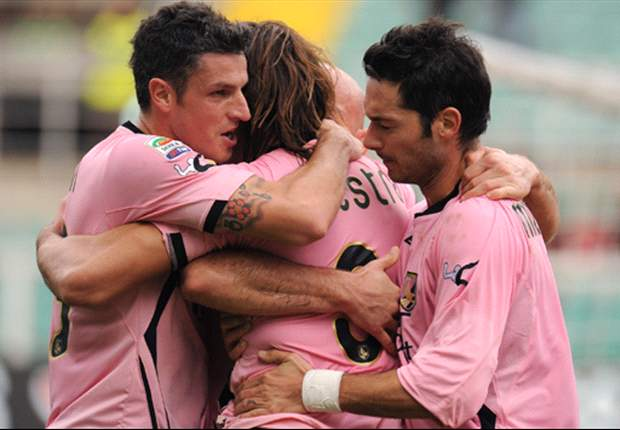 RESMI: Palermo Rekrut Striker Remaja Uruguay
