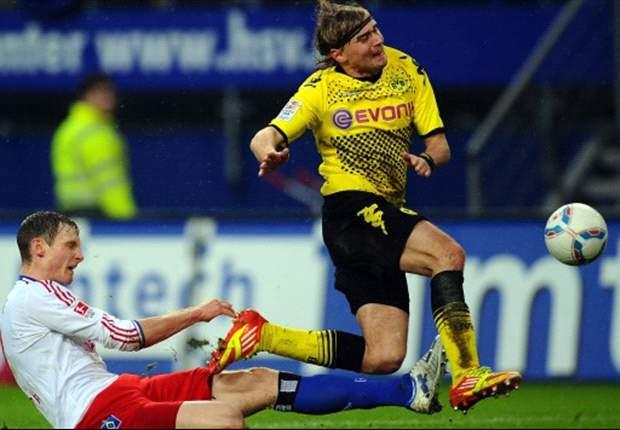 Jansen: Hamburg targeting Borussia Dortmund win