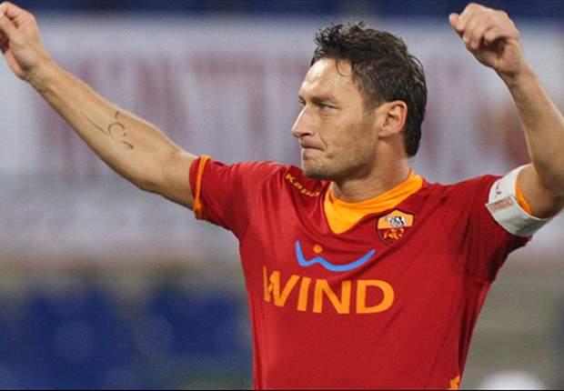 World Player of the Week: Francesco Totti - Roma