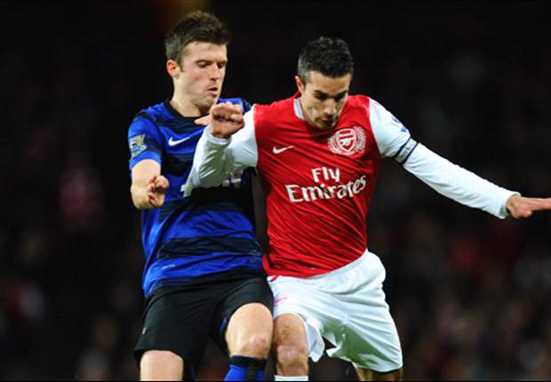Van Persie addition a 'big boost' for Manchester United, says Carrick