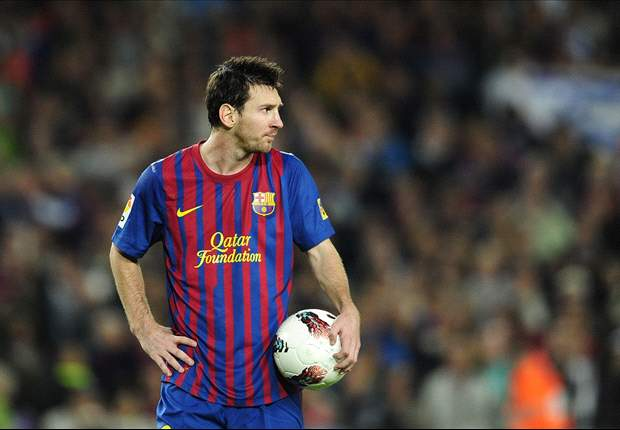 Barcelona star Lionel Messi gives the ball away more than any other Primera Division player - report
