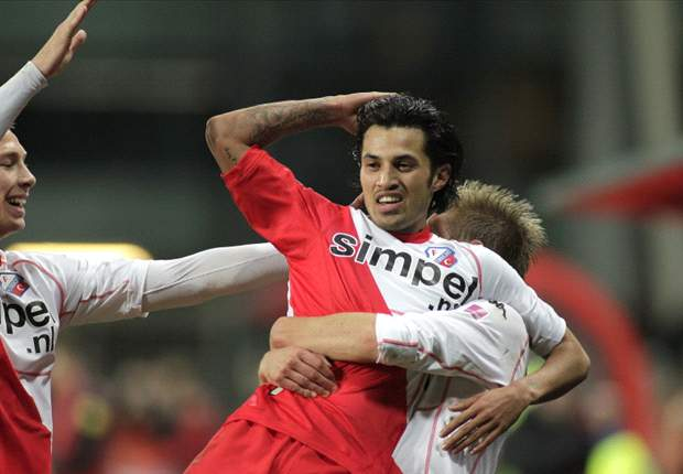 Indonesia's Stefano Lilipaly overjoyed with first goal for Utrecht against PSV