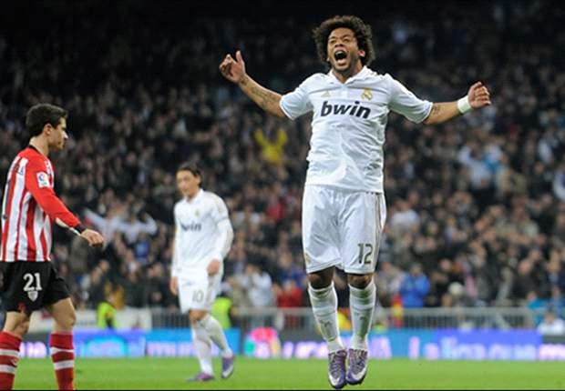 Liga BBVA: El Real Madrid doma a los Leones de Bielsa (4-1)