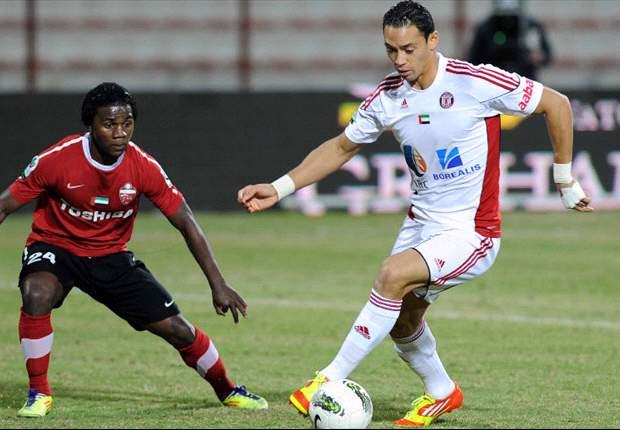 Ricardo Oliveira marca duas vezes, na vitória do Al-Jazira