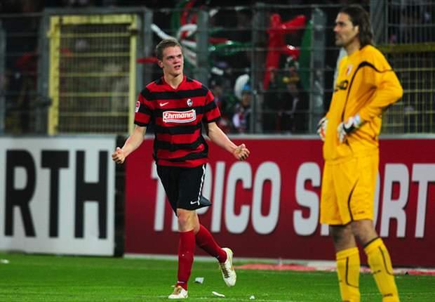 Ginter vom SC Freiburg fällt wegen Haarriss bis Jahresende aus