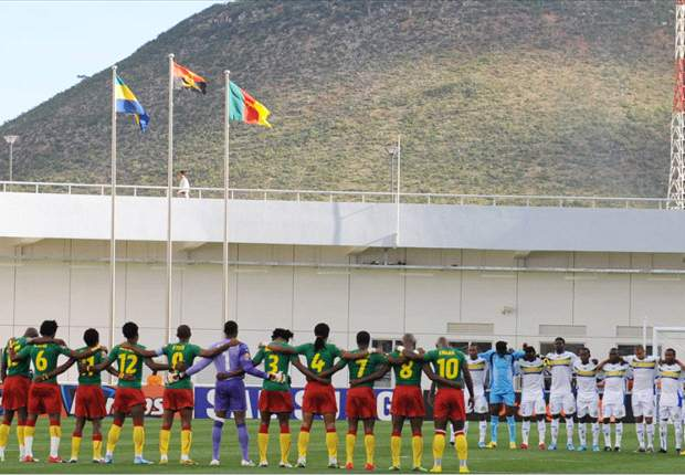 Cameroon begin camp ahead of double qualifying campaign