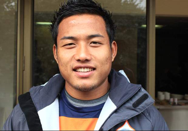 Jeje Lalpekhlua fit to participate in the Durand Cup for Pune FC