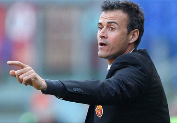 Baldini: Luis Enrique not leaving Roma for Barcelona