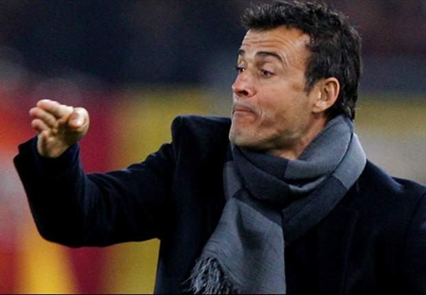 Roma's Luis Enrique: I hope Guardiola stays at Barcelona