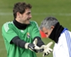 Casillas: Mou and I were a couple