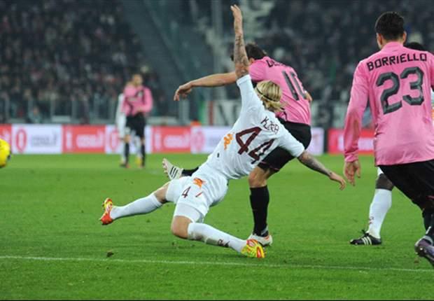 Juventus 3-0 Roma: Del Piero classic the highlight as league leaders advance to Coppa Italia semis
