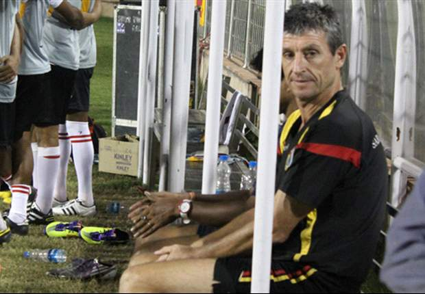 Trevor Morgan: The Kolkata derby is no more crucial than our previous and next I-League match