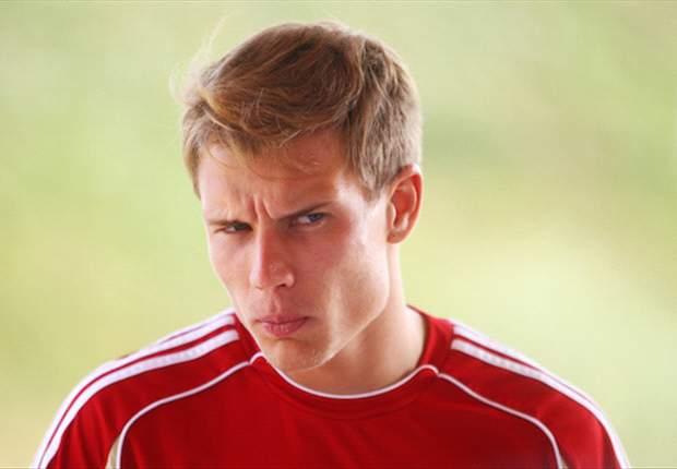 Badstuber targets Bundesliga glory