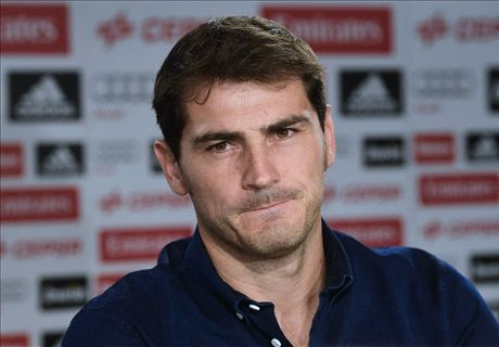Casillas: I'm starting to forget about Madrid