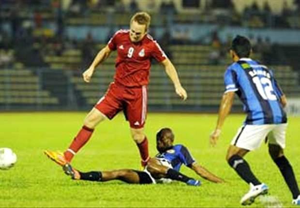 Kedah 2-2 Sabah: 10 men visitors battle back to secure draw