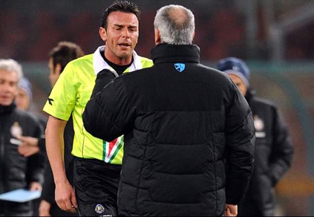 Cambia l'arbitro di Inter-Pescara: Celi sostituisce Russo