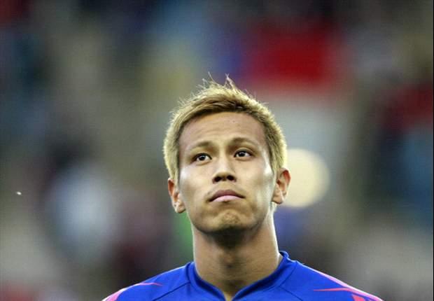 Lazio Coba Lagi Dapatkan Keisuke Honda