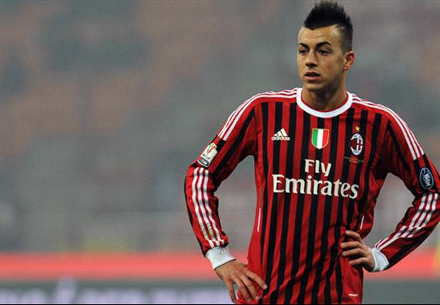 TEAM NEWS: Stephan El Shaarawy starts up front for AC Milan ahead of Maxi Lopez