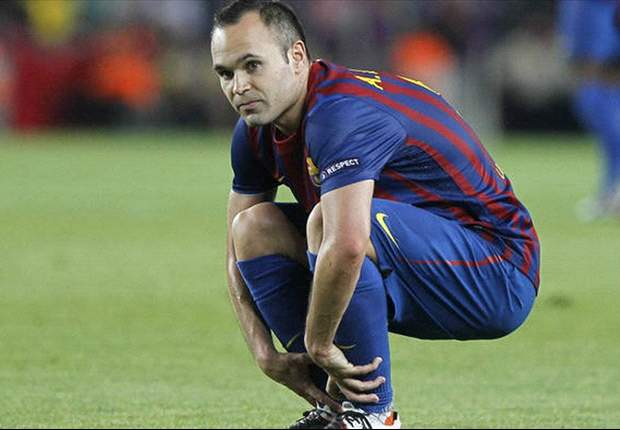 Iniesta: Barcelona desperate to regain Liga crown
