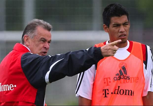 """Ottmar Hitzfeld ist von Gomez überzeugt: """"In der Liga ist keiner besser!"""""""