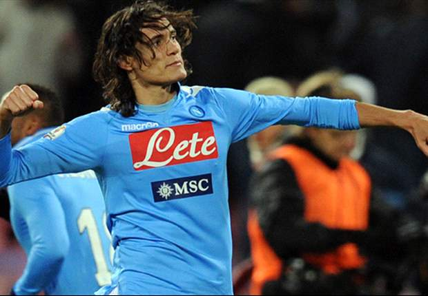 Napoli star Edinson Cavani: Anything can happen against Chelsea