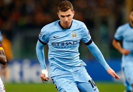 Transfer Talk: Dzeko agrees Roma move