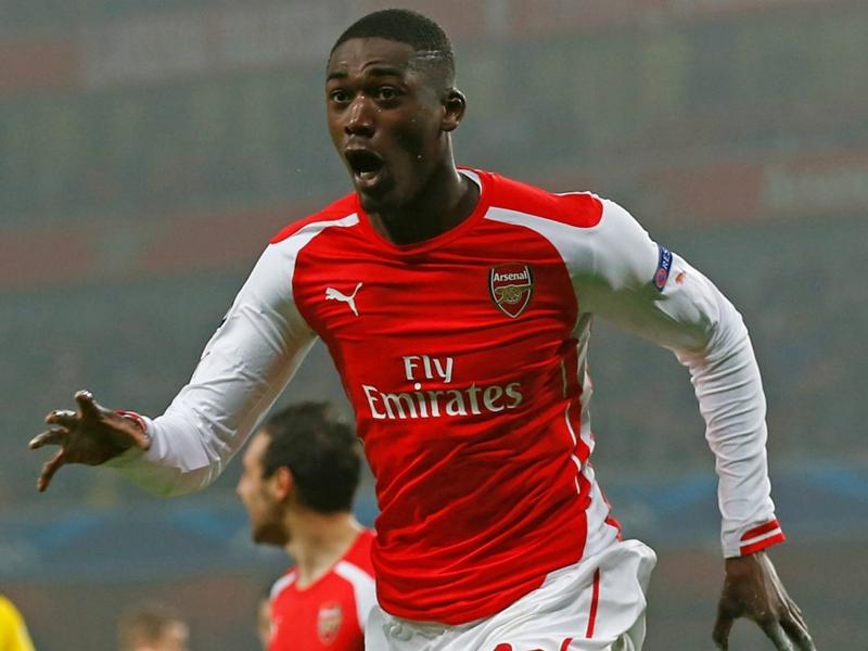 """Arsenal, Wenger : """"La vie de Sanogo n'est pas en danger mais c'est une longue blessure"""""""